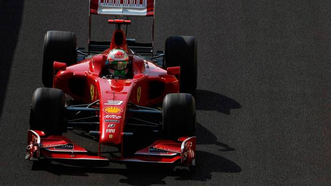 FIsichella Ferrari